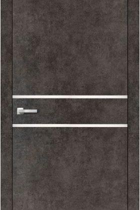 Міжкімнатна двері ALUMINIUM LOFT PLATO ALP-03