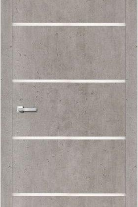 Міжкімнатна двері ALUMINIUM LOFT PLATO ALP-05